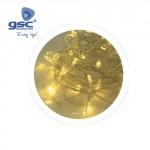 Farblose LED-Lichterkette Ref. 5204465-5204467