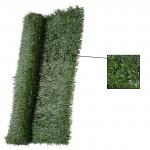 Heidekant, bambusmatte und kunststoffnetzgeweben