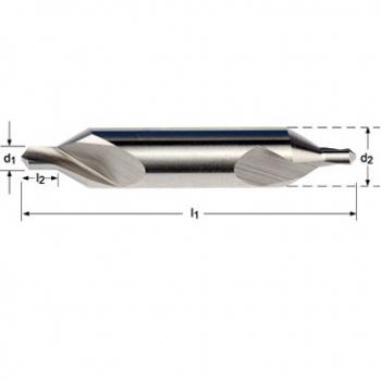 A206 - Zentrierbohrer - 60°
