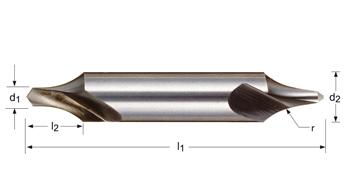 A210 - Zentrierbohrer