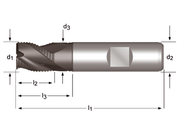 C324 - Schruppfräser