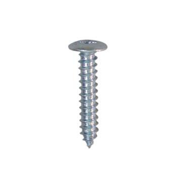 Schraube für Aluminium-Tischlerei mit Flachrundkopf  Ref. FS