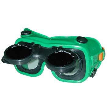 Autogen-Brennschneiden Schweiß-Schutzbrille Mod. 545-A.