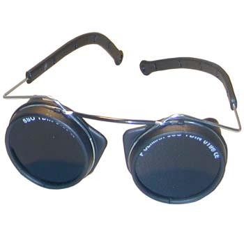 Autogen-Brennschneiden Schweiß-Schutzbrille  Mod. 601.