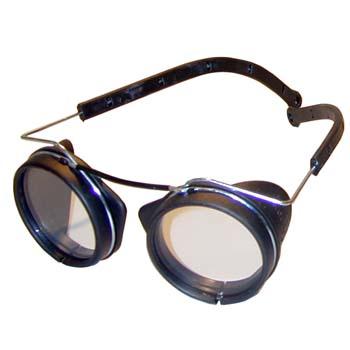 Schutzbrille Gegen Schläge und Staub Mod. 605-R.