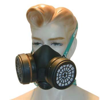 Atemschutz Halbmaske Mod. 755.