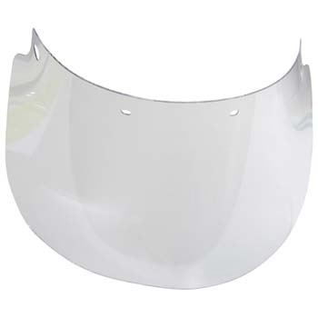 Ersatzvisier für Gesichtsschutz Mod. 434-R.