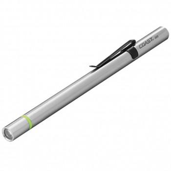 Wiederaufladbare Inspektion Stiftleuchte aus Edelstahl von 245 Lumen Mod. A9R