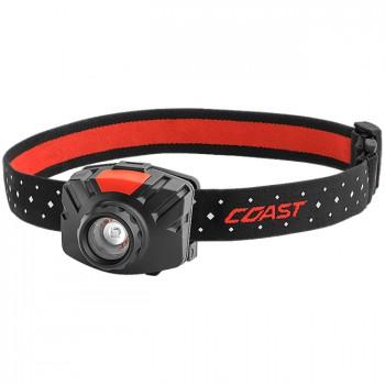 435 Lumen LED-Stirnleuchte mit reflektierendes Stirnband  Mod. FL70