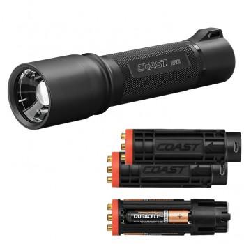 Wiederaufladbare Tactical LED-Taschenlampe 300 Lumen Mod. HP7R