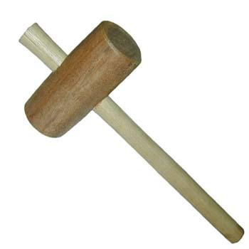 Holzhammer für Zimmermann