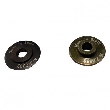 Ersatzschneidräder für Kupfer, Aluminium-und Edelstahlrohre