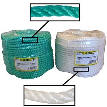 4-Faden Polyethylen-Kordel