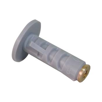 Kunststoff-Dübel mit Metall-Spreizkonus