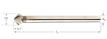 G600 - Kegelsenker, extra lang - 90°