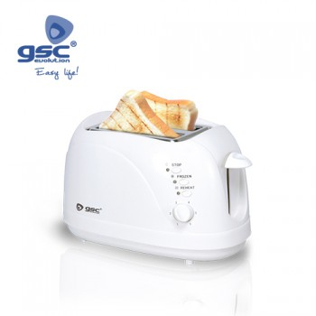 Toaster Dupla compact Ref. 2701706