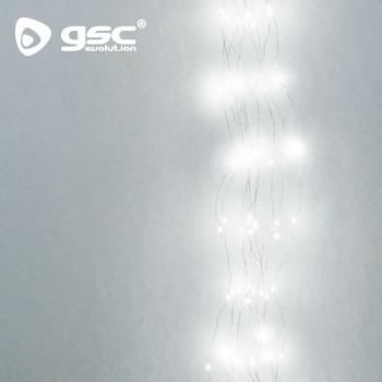 LED-Lichterbündel 12 Stränge 1M Ref. 5204459