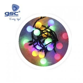 LED-Lichterkette mit Birne 4M Ref. 5204460