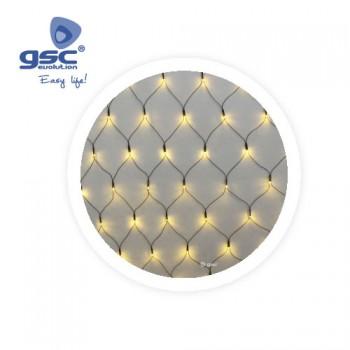 LED-Lichternetz 2M x 50cm Ref. 5204463