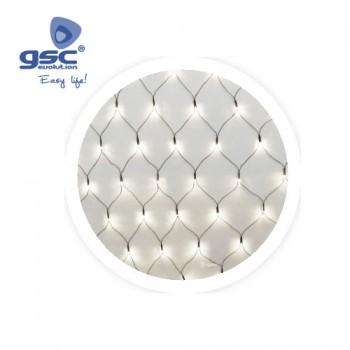 LED-Lichternetz 2M x 50cm Ref. 5204464