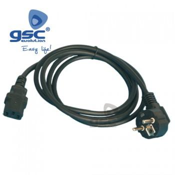 IEC-Netzkabel Ref. 1100235
