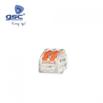 Releasable Verbindungsklemme 2Polig (Beutel 5 Stück) Ref. 1105521