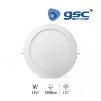 LED Einbaustrahler Downlight Olimpia (Ø220x13mm) Ref. 000705352-000705353-000705354