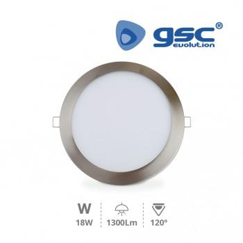 LED Einbaustrahler Downlight Olimpia (Ø220x13mm) Ref. 201000024-201000025