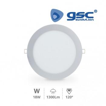 LED Einbaustrahler Downlight Olimpia (Ø220x13mm) Ref. 201000026-201000027