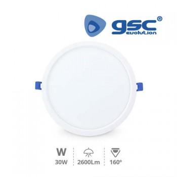 LED Einbaustrahler Downlight  Lille (Ø225x36mm) Ref. 000703489-000703490