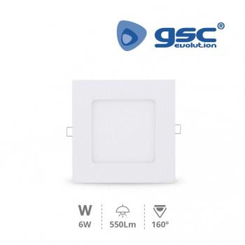 LED Einbaustrahler Downlight Nairobi (120x120x13mm) Ref. 000703491-000703492