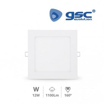 LED Einbaustrahler Downlight Nairobi (170x170x13mm) Ref. 000703495-000703496