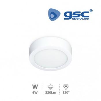 LED-Deckenleuchte Adana (Ø120x32mm) Ref. 201005004-201005005