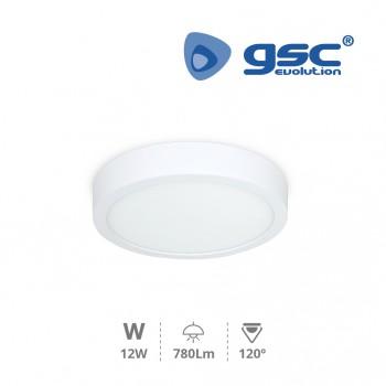 LED-Deckenleuchte Adana (Ø170x32mm) Ref. 201005007-201005008