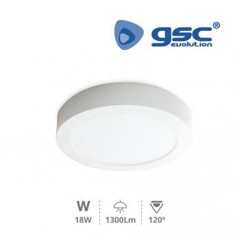 LED-Deckenleuchte Adana (Ø220x32mm) Ref. 201005010-201005011