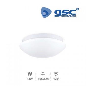 LED Deckenleuchte Samara (Ø230x80mm) Ref. 000702151-000702152