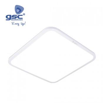 LED Deckenleuchte  Piazza (490x490x60mm) Ref. 000704773-000704774