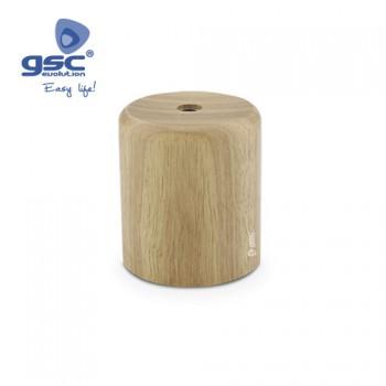 Lampenfassung aus Holz (E27) Ref. 002204636