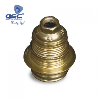 Metall-Lampenfassung mit Gewinde (E14) Ref. 002200293