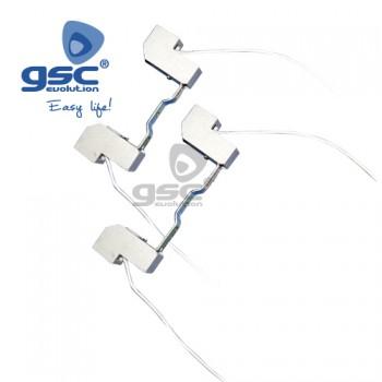 Lampenfassung R7S für Stablampen Ref. 002201219-002201220