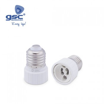 Lampenfassung Adapter E27 - GU10 Ref. 002201333