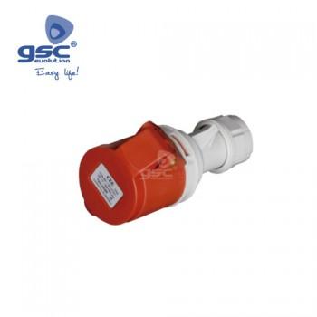 CEE-Kupplung 4P (3P+PE) Ref. 002300386-002300387