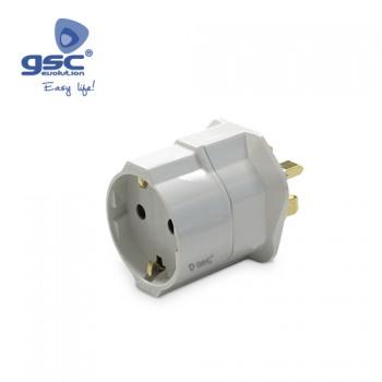Englisch-Europäischer Adapter  Ref. 000203995