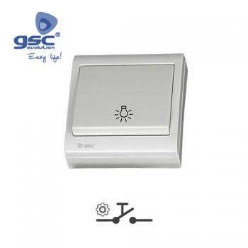 Aufputz-Lichtschalter Ref. 000200494