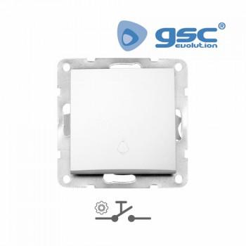 Unterputz Klinge Schalter  Iota  (Weiß) Ref. 103500006