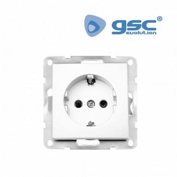 Unterputz-Steckdose Iota (Weiß)  Ref. 103500010