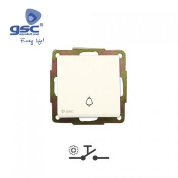 Unterputz Klinge Schalter  (Weiß) Ref. 000201003