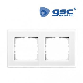 Doppelte Rahmen aus Glas  Iota Ref. 103500023
