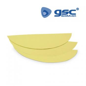 Packung mit 3 Stück Klebeplatten (für Wandklebe-Insektenvernichter Ref. 001605386) Ref. 001605387