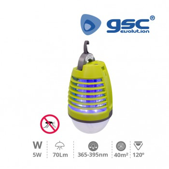 USB-LED-Moskitokiller-Lampe Ref. 002005390